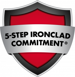 5 Step Ironclad Commitment
